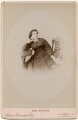 Mary Elizabeth Braddon, by London Stereoscopic & Photographic Company, after  United Association of Photography Limited - NPG x197250