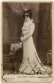 Sarah Brooke (Florence Marguerite Hamilton, née Hannah), by Alexander Corbett, for  Alfred Ellis & Walery - NPG x197253