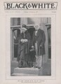 Catherine Gladstone (née Glynne); William Ewart Gladstone, by Robinson & Thompson - NPG x193304