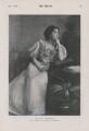 Olga Isabel Nethersole, by Alexander Bassano - NPG x193306