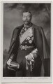 King George V, by W. & D. Downey, published by  Rotary Photographic Co Ltd - NPG x138846