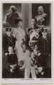 'Four Generations', published by Rotary Photographic Co Ltd, after  James Charles Dinham, and  Lafayette (Lafayette Ltd), and  Langfier Ltd, and  William Slade Stuart, and  Unknown photographer - NPG x138856