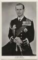 Prince Philip, Duke of Edinburgh, by Baron (Sterling Henry Nahum), published by  The Photochrom Co Ltd - NPG x138862