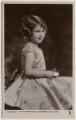 Queen Elizabeth II, by Marcus Adams, published by  Raphael Tuck & Sons - NPG x138873