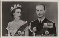 Queen Elizabeth II; Prince Philip, Duke of Edinburgh, after Dorothy Wilding, and  Baron (Sterling Henry Nahum) - NPG x138884