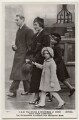 King George VI; Queen Elizabeth, the Queen Mother; Princess Margaret; Queen Elizabeth II, published by J. Beagles & Co - NPG x193003