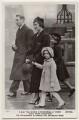 King George VI; Queen Elizabeth, the Queen Mother; Princess Margaret; Queen Elizabeth II, published by J. Beagles & Co - NPG x193003