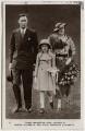 King George VI; Queen Elizabeth II; Queen Elizabeth, the Queen Mother, after Unknown photographer - NPG x193005