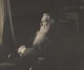 John Ruskin, by Frederick Hollyer - NPG P1974