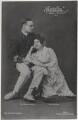 Karl Beckersachs and Mia Werber in 'Geisha', by Zander & Labisch, published by  Photochemie - NPG x138908