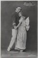 Karl Beckersachs and Dora Hrach in 'Geisha', by Zander & Labisch, published by  Photochemie - NPG x138910