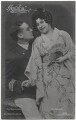 Karl Beckersachs and Mia Werber in 'Geisha', by Zander & Labisch, published by  Photochemie - NPG x138909