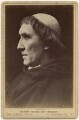 Sir Henry Irving as Thomas à Beckett in 'Becket', by Henry Herschel Hay Cameron (later The Cameron Studio) - NPG x197317