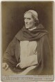 Sir Henry Irving as Thomas à Beckett in 'Becket', by Henry Herschel Hay Cameron (later The Cameron Studio) - NPG x197318
