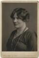 Helena Florence Normanton, by Elliott & Fry - NPG x138955