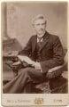Albert Edward Baker, by Hills & Saunders - NPG x138961