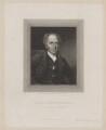John Hodgson, by Edward Scriven, published by  E. Chamley & J. Ackenhead, after  H.F.S. Macreth - NPG D43001