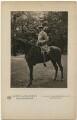 John Fielden Brocklehurst, 1st Baron Ranksborough, by Queen Alexandra, published by  A.V.N. Jones & Co - NPG x197339