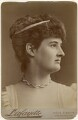 Hermione Wilhelmina Fitzgerald (née Duncombe), Duchess of Leinster, by Lafayette (Lafayette Ltd) - NPG x197347