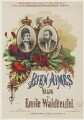 Queen Alexandra; King Edward VII, by and printed by Thomas Packer, published by  Hopwood & Crew - NPG D42831