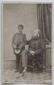 Chirumba (Mark Augustine Mackenzie Meller); Henry Rowley, by Alfred Richard Mowbray - NPG Ax139316