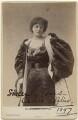 Cecilia ('Cissie') Loftus, by Alfred Ellis & Walery - NPG x197362