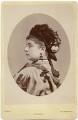 Pauline Lucca, by Napoleon Sarony - NPG x197364