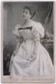 Maude Millett (Mrs Tennant), by Alexander Bassano - NPG x197369