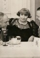 Gladys Bertha ('G.B.') Stern, by Peter Hunter (Otto Salomon) - NPG x138990