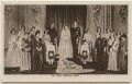 'The Royal Wedding Group', by Bassano Ltd, published by  The Photochrom Co Ltd - NPG x193012