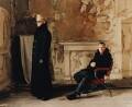 Pet Shop Boys (Chris Lowe; Neil Tennant), by Eric Watson - NPG x139599
