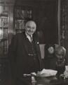 Sir Arthur Wynne Morgan Bryant, by Clayton Evans - NPG x182357