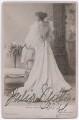 Julia Emilie Neilson, by Alfred Ellis & Walery - NPG x197375