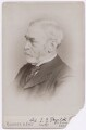 Sir Edward John Poynter, 1st Bt, by Elliott & Fry - NPG x197377