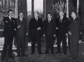 Main delegates of the United Nations Disarmament Sub-Committee, by Elliott & Fry - NPG x139623