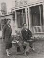 Lillian Ward; Ramsay MacDonald; Ishbel Allan MacDonald (Mrs Ridgley, later Peterkin), by P & A Photos - NPG x139625