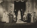 Wedding of Queen Elizabeth II and Prince Philip, Duke of Edinburgh, by Bassano Ltd - NPG x158996
