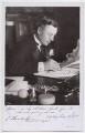 Joe Chamberlain, published by Rotary Photographic Co Ltd - NPG x197397