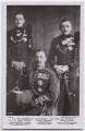'T.H. The Princes of Battenberg. For King and Country', by Bassano Ltd, published by  Rotary Photographic Co Ltd - NPG x197402
