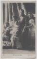 'Czar and his Family', published by Rotary Photographic Co Ltd - NPG x197404