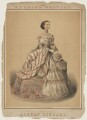 Queen Alexandra, by Edme Guichard, printed by  M & N Hanhart, published by  Chappell & Co - NPG D43006