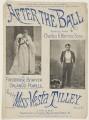 Vesta Tilley (Matilda Alice (née Powles), Lady de Frece), by Georg Meisenbach & Co, published by  Francis, Day & Hunter - NPG D42838