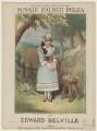 Minnie Palmer, printed by Stannard & Son, published by  V. & A. Dobrowolski, after  Samuel Alexander Walker - NPG D42843