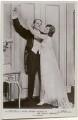 Basil Sydney (Basil Nugent) and Doris Keane in 'Roxana', by Foulsham & Banfield, published by  J. Beagles & Co - NPG x139697