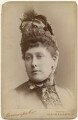 Princess Beatrice of Battenberg, by Ladislas Nievsky (Niewsky), for  London Stereoscopic & Photographic Company - NPG x197443
