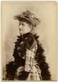 Julia Mary (née Lethbridge), Lady Carew, by John Chancellor - NPG x197457