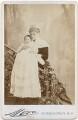 Mary (née Goelet), Duchess of Roxburghe; Mary Rita Goelet (née Wilson), by Jose Maria Mora - NPG x197465