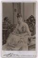 Mary ('Minnie', née Stevens), Lady Paget, by Jose Maria Mora - NPG x197479