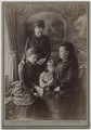 Queen Victoria with members of her family, by Carl Backofen - NPG Ax197502