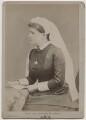 Princess Helen, Duchess of Albany, by Byrne & Co - NPG Ax197503
